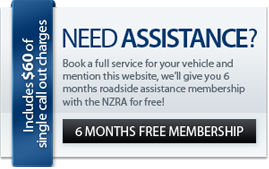Acton Automotive NZRA Offer